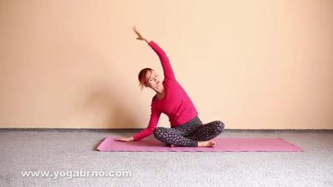 Embedded thumbnail for  Sestava pro cvičení jógy doma